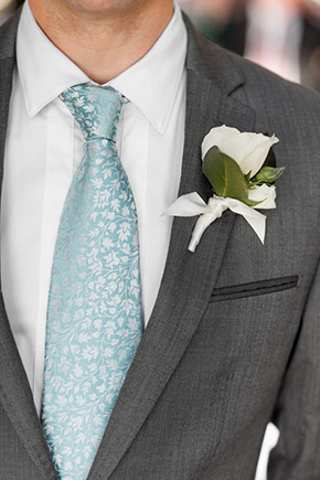 grey groom's suits