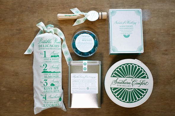 ideas for wedding welcome bags Destination Wedding Welcome Bag Ideas from Engage!13