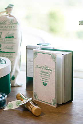 southern wedding welcome bags Destination Wedding Welcome Bag Ideas from Engage!13