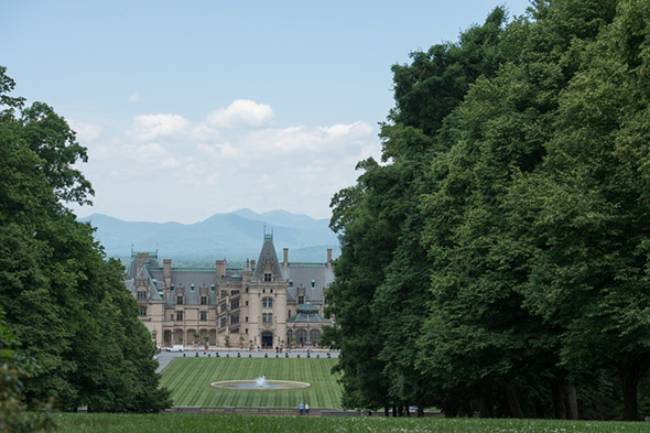the biltmore estate The Biltmore Estate Asheville, North Carolina
