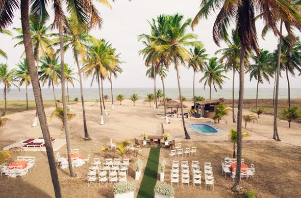 beach wedding locations for brazil