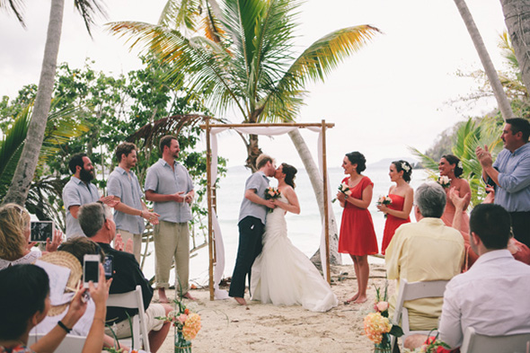 virgin islands weddings
