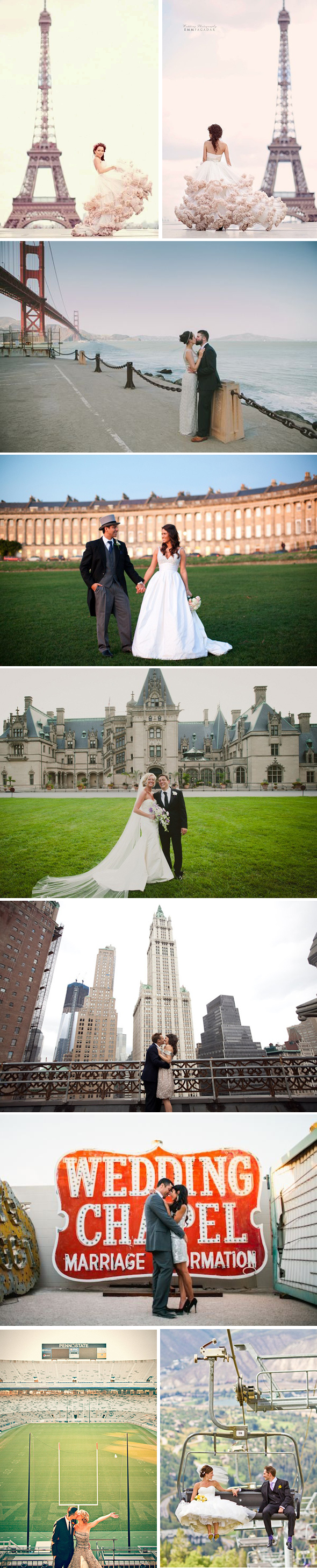 landmark wedding locations