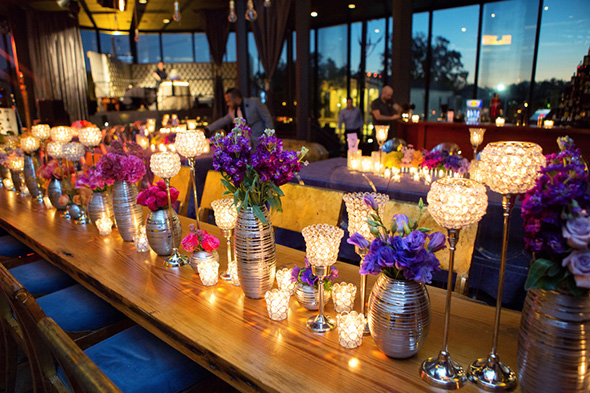 Mardi Gras Weddings Candlelit