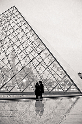 paris engagement An Engagement in Paris!