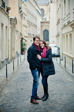 paris wedding photographer An Engagement in Paris!
