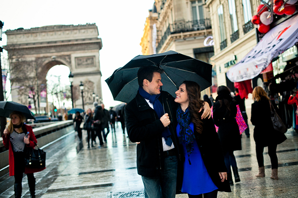 paris wedding proposals An Engagement in Paris!