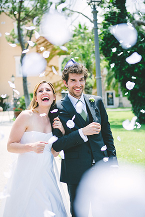 white and green weddings Destination I Do in Andria, Italy