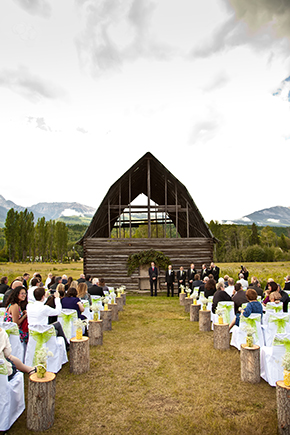 BC Canada rustic weddings