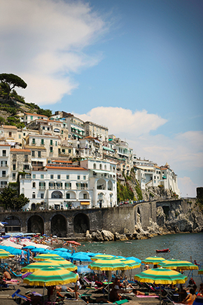 amalfi coast destination wedding A European Wedding Inspiration Shoot on the Amalfi Coast