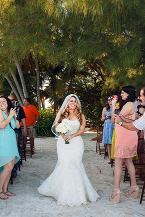 beach weddings florida keys A Beach Wedding in the Florida Keys
