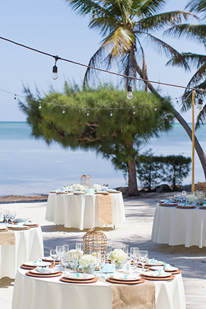 beach weddings florida A Beach Wedding in the Florida Keys
