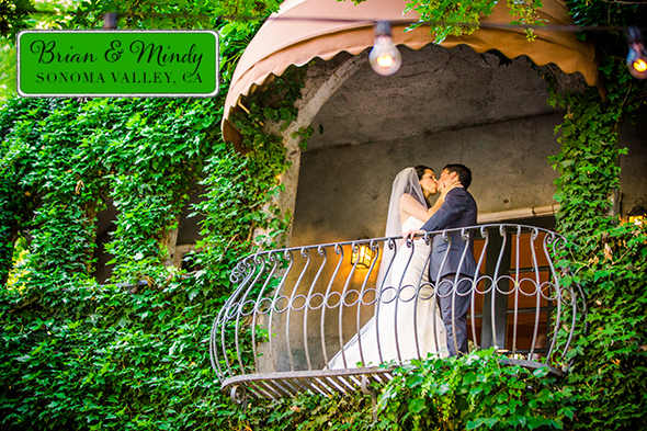 beautiful day photo An Intimate Destination Wedding at Kenwood Inn and Spa in Sonoma