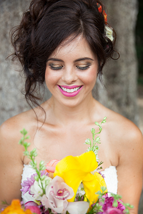 destination bridal makeup