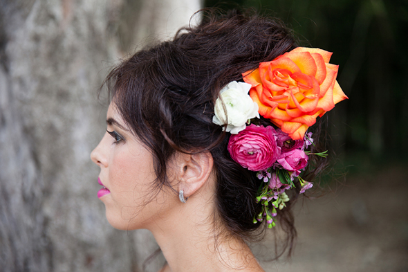 destination wedding hair dos
