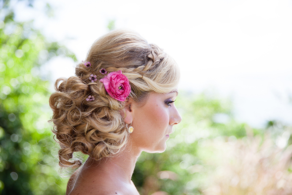 destination wedding hair styles