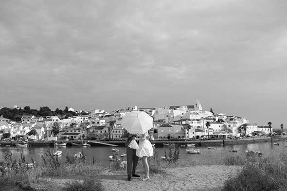 destination wedding in portugal A Beach Wedding in Portugal (with a baby!)