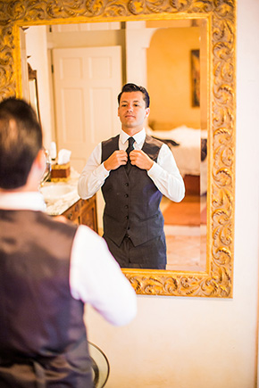 destination wedding suit An Intimate Destination Wedding at Kenwood Inn and Spa in Sonoma