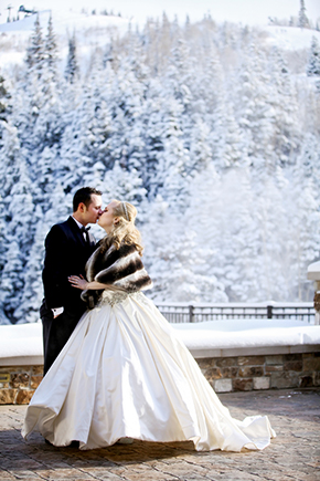 destination weddings4 A Winter Wonderland Wedding in Park City, Utah