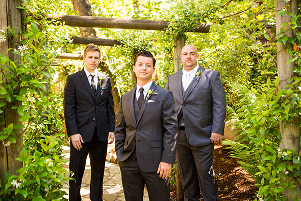 groomsmen suits An Intimate Destination Wedding at Kenwood Inn and Spa in Sonoma