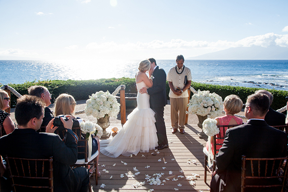 hawaii wedding locations An Intimate Destination Wedding in Maui, Hawaii