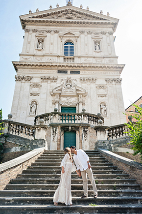 rome honeymoons A Roman Holiday   1st Anniversary in Italy