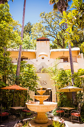 sonoma wedding locations An Intimate Destination Wedding at Kenwood Inn and Spa in Sonoma