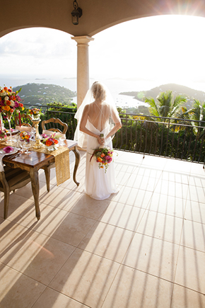 us virgin islands wedding