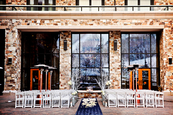 utah destination wedding A Winter Wonderland Wedding in Park City, Utah