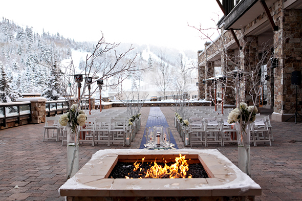 utah destination weddings A Winter Wonderland Wedding in Park City, Utah