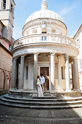 wedding in rome A Roman Holiday   1st Anniversary in Italy