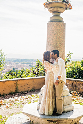wedding locations italy A Roman Holiday   1st Anniversary in Italy