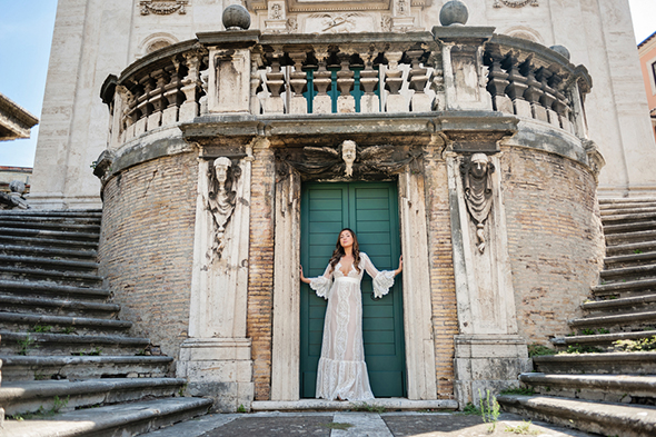 weddings in italy A Roman Holiday   1st Anniversary in Italy