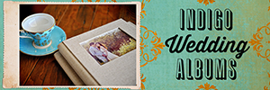 DIY wedding albums