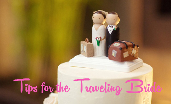 TravelingBride How to Travel with Your Wedding Dress