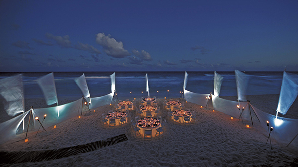 beach weddings3 Getting Married at the Ritz Carlton Cancun
