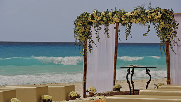 cancun destination weddings Getting Married at the Ritz Carlton Cancun