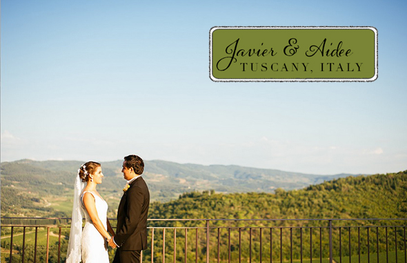 destination wedding blog A Colorful Destination I Do in Tuscany
