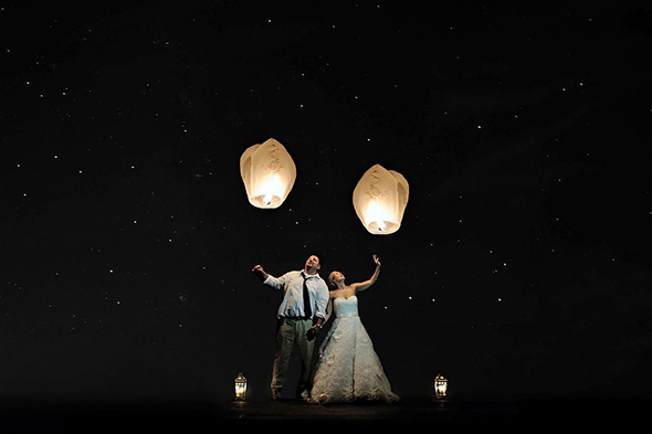 lantern wedding ideas Hiring a Destination Wedding Photographer