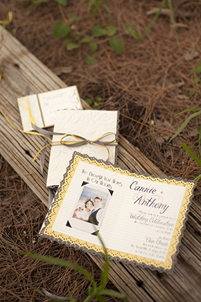 wedding invitations Beach Elopement Styled Shoot