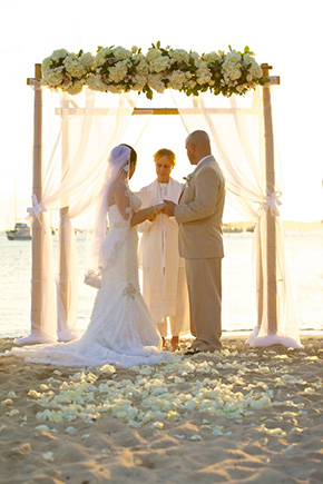 beach wedding St. John Beach Destination I Do