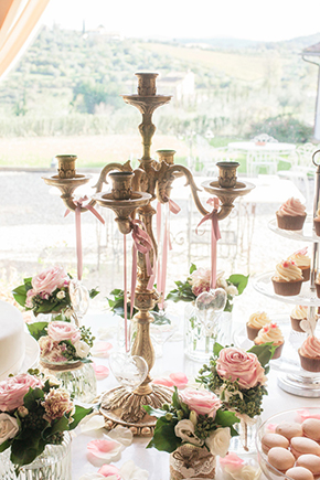 florence destination weddings Vintage Wedding Details in Tuscany