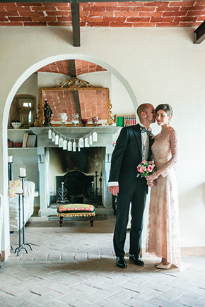 formal destination weddings Vintage Wedding Details in Tuscany