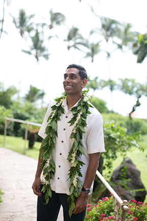 grooms attire destination wedding A Vintage, Rustic Wedding with a Tropical Twist in Lahaina, Maui