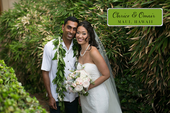 hawaii destination wedding A Vintage, Rustic Wedding with a Tropical Twist in Lahaina, Maui