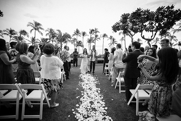 maui destination weddings A Vintage, Rustic Wedding with a Tropical Twist in Lahaina, Maui