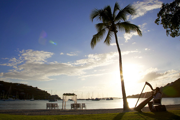 usvi wedding locations St. John Beach Destination I Do