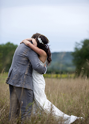 destination wedding photographer2 A Rustic Outdoor I Do in High Falls, New York