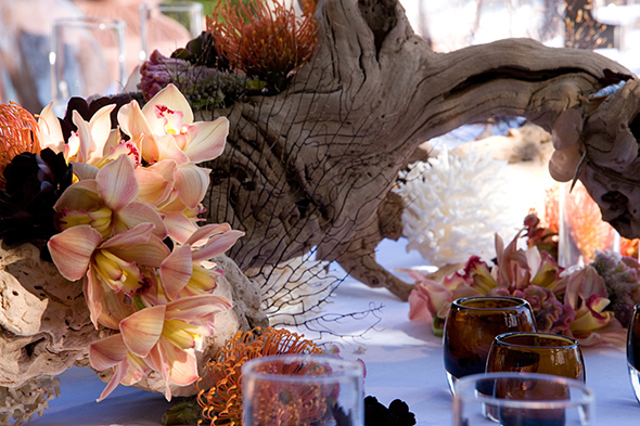 destination weddings Perfect Table Design for A Beach Wedding
