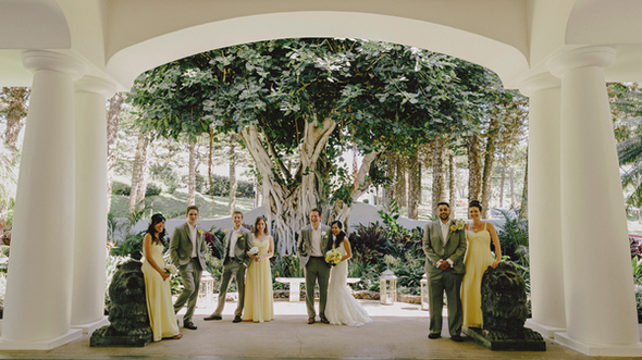 hawaii wedding A Sweet Fairmont Kea Lani Maui Destination Wedding
